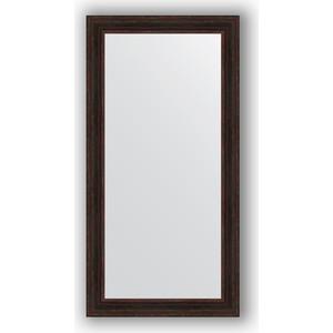 Зеркало в багетной раме поворотное Evoform Definite 82x162 см, темный прованс 99 мм (BY 3350) зеркало в багетной раме поворотное evoform definite 82x162 см травленое серебро 99 мм by 3348
