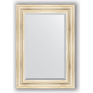 Зеркало с фацетом в багетной раме поворотное Evoform Exclusive 69x99 см, травленое серебро 99 мм (BY 3445) evoform exclusive by 1161