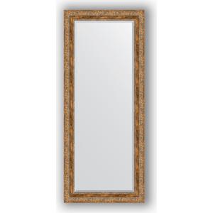 Зеркало с фацетом в багетной раме поворотное Evoform Exclusive 65x155 см, виньетка античная бронза 85 мм (BY 3566) evoform exclusive by 1161