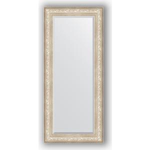 Зеркало с фацетом в багетной раме поворотное Evoform Exclusive 70x160 см, виньетка серебро 109 мм (BY 3582) индинол капс 300мг n120