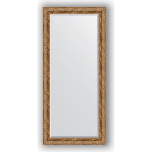 Зеркало с фацетом в багетной раме поворотное Evoform Exclusive 75x165 см, виньетка античная бронза 85 мм (BY 3592) зеркало с фацетом в багетной раме evoform exclusive 75x165 см виньетка античная латунь 85 мм by 3593