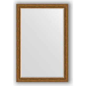 Зеркало с фацетом в багетной раме поворотное Evoform Exclusive 119x179 см, травленая бронза 99 мм (BY 3628) цена