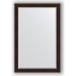 Зеркало с фацетом в багетной раме поворотное Evoform Exclusive 119x179 см, темный прованс 99 мм (BY 3629) зеркало с фацетом в багетной раме поворотное evoform exclusive 53x83 см прованс с плетением 70 мм by 3407