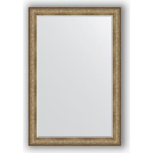 Зеркало с фацетом в багетной раме поворотное Evoform Exclusive 120x180 см, виньетка античная бронза 109 мм (BY 3633) посуда и скатерти procos самолеты 120x180 см