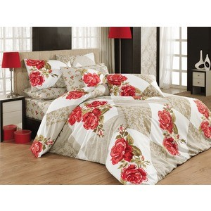 комплект постельного белья cotton life 2 х сп amore 7996 Комплект постельного белья Cotton Life 1,5 сп Amore (8026)