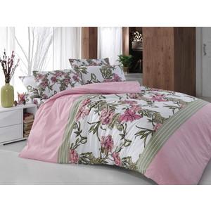 Комплект постельного белья Cotton Life 2-х сп Alize зелёный (8001)