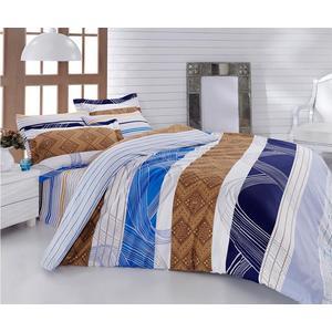 Комплект постельного белья Cotton Life 2-х сп Akustik бирюзовый (7625)
