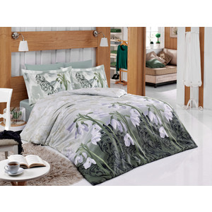 Комплект постельного белья Cotton Life 2-х сп Botanik (8366)