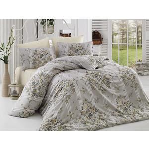 комплект постельного белья cotton life 2 х сп amore 7996 Комплект постельного белья Cotton Life 2-х сп Elit коричневый (8369)