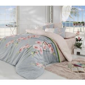 Комплект постельного белья Cotton Life 2-х сп Ordike персиковый (8364)