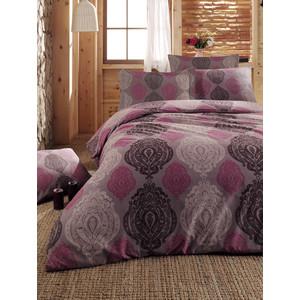Комплект постельного белья Cotton Life 2-х сп Persia фуксия (7621)
