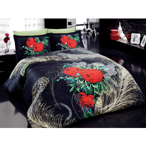 Комплект постельного белья Istanbul Евро Carmen (6416)
