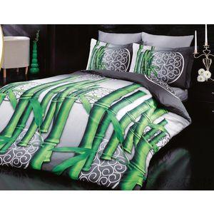 Комплект постельного белья Istanbul Евро Olivia (6407) серый