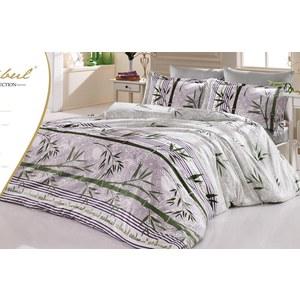 Комплект постельного белья Istanbul Евро Scarlett (6409)