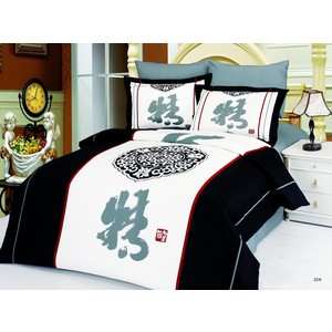 Комплект постельного белья Le Vele Евро Zen (7730)