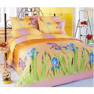 Комплект постельного белья Le Vele Евро Summer (7761)