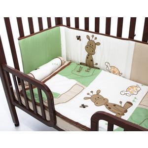 Постельное белье Bambolina Holiday для кровати