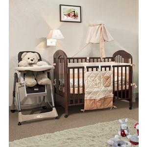 Кроватка Fiorellino Fiore 120х60 oreh кроватка fiorellino fiore 120х60 white