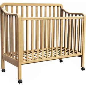 Кроватка Fiorellino Nika 120х60 natur кроватка fiorellino fiore 120х60 white
