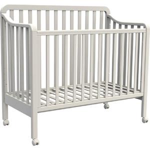 все цены на Кроватка Fiorellino Nika 120х60 white в интернете