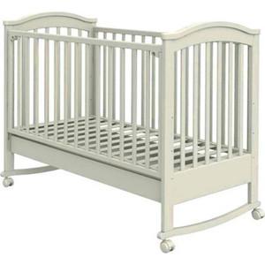 Кроватка Fiorellino Penelope 120х60 ivory цены онлайн
