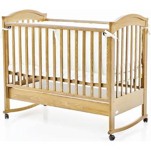 Кроватка Fiorellino Penelope 120х60 natur цены онлайн