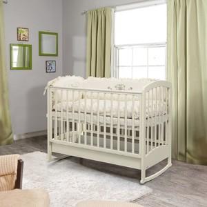 цены  Кроватка Fiorellino Zolly 120х60 ivory