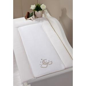 Покрывало Fiorellino матрасик Luna Elegant для пеленания 50х80 см