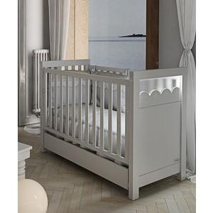 цена на Кроватка Micuna Amelia Aran Luxe Relax 120*60 white