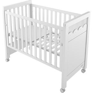 цена на Кроватка Micuna Amelia Aran Relax 120*60 white