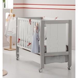 Кроватка Micuna Neus Relax 120*60 grey/white 1 lcd digital breath alcohol tester white grey