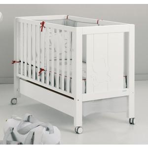 цена на Кроватка Micuna Neus Relax 120*60 white