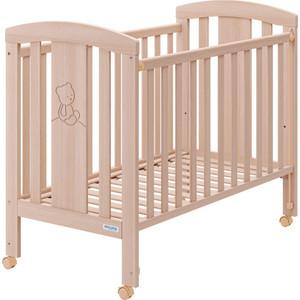 Кроватка Micuna Nicole 120*60 natural