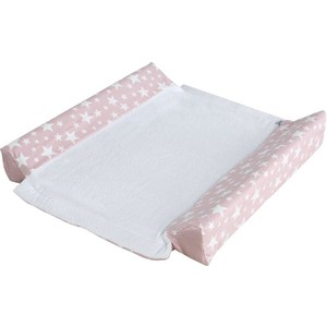 Матрасик Micuna Harmony пластиковый для пеленания CP-1684 pink цена