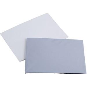 Набор простыней Micuna Harmony Single и Harmony Plus 120*60 2шт ТХ-1759 white/blue
