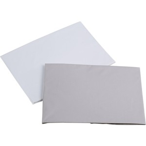 Набор простыней Micuna Harmony Single и Harmony Plus 120*60 2шт ТХ-1759 white/grey