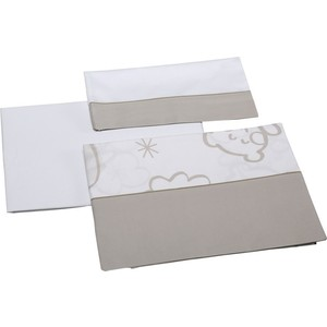 Комплект в кроватку Micuna Dolce Luce 3 предмета 120*60 TX-821 beige комплекты в кроватку chepe нежность 3 предмета