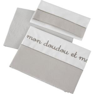 Постельное белье Micuna Dou-Dou 3 предмета 120*60 TX-821