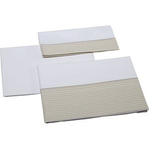 Постельное белье Micuna Valeria 3 предмета 120*60 TX-821 beige