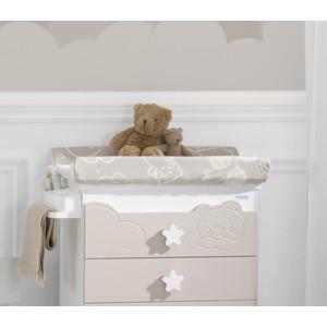 Чехол Micuna Dolce Luce на пеленальный комод TX-1152 beige disney fairies кукла фея розетта