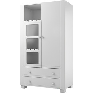 все цены на Шкаф Micuna Amelia Aran А-1718 white