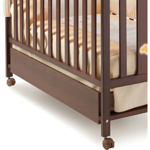 Ящик для кровати Micuna 120*60 CP-1405 chocolate