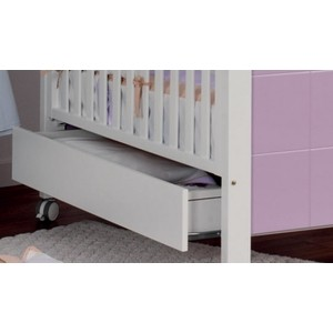 Ящик для кровати Micuna 120*60 CP-1405 white