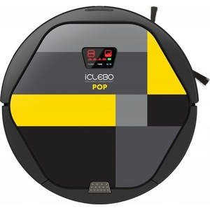 Пылесос iClebo Pop Lemon YCR-M05-P2