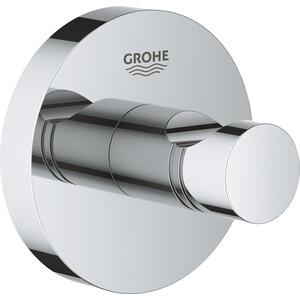 Крючок для банного халата Grohe Essentials, хром (40364001) стакан grohe essentials настенный хром