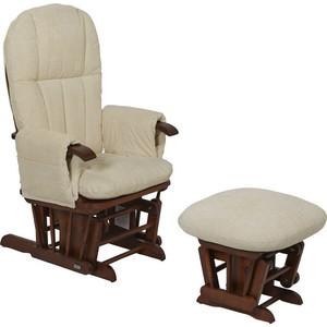 Кресло-качалка Tutti Bambini Daisy GC35 Walnut/cream
