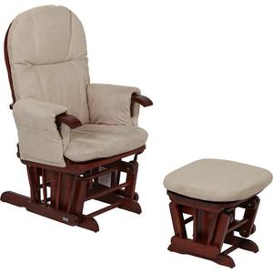 Кресло-качалка Tutti Bambini GC35 Walnut/cream