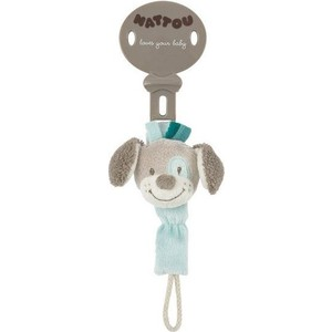 Фотография товара игрушка мягкая Nattou Gaston Cyri Собачка 531207 (573723)