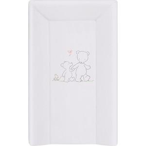 Фотография товара матраc пеленальный Ceba Baby 70 см мягкий с изголовьем Papa Bear grey W-103-004-260 (573812)