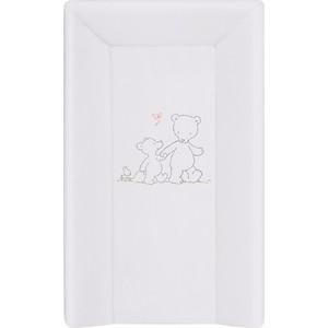 Фотография товара матраc пеленальный Ceba Baby 70 см с изголовьем на кровать 120*60 см Papa Bear grey W-201-004-260 (573822)